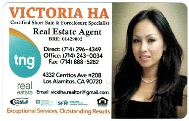 victoria Ha - LOS ALAMITOS, CA Real Estate Agent - realtor com®