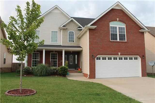 1860 Apache Way Clarksville Tn 37042 Home For Sale And
