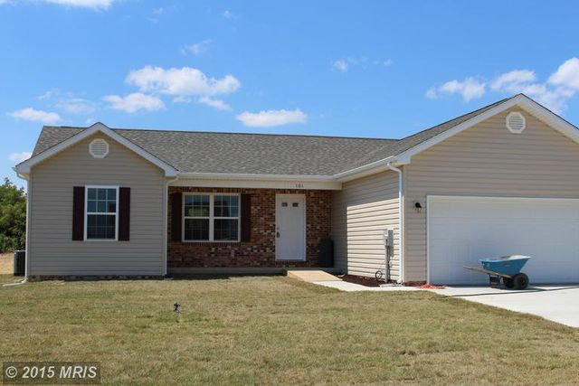 Finney Dr Martinsburg WV 25405 New Home For Sale