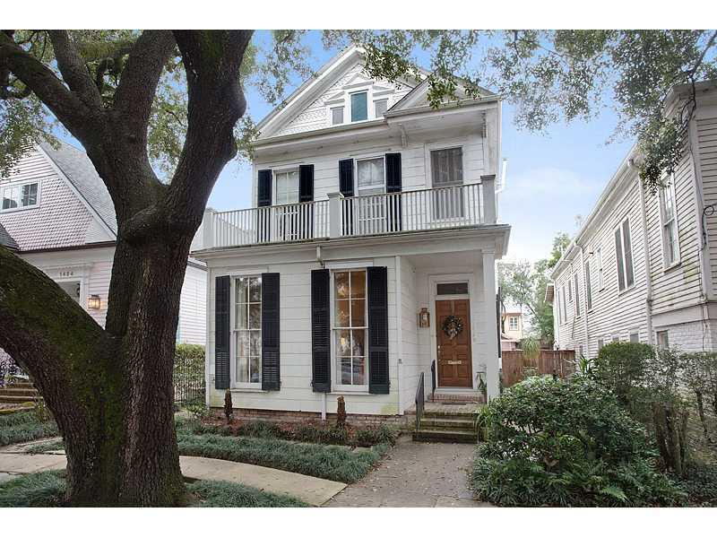 Old metairie home exteriors pinterest for Metairie architects