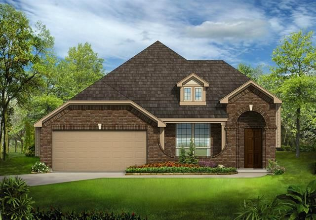 300 armstrong ln lavon tx 75166 for Armstrong homes price per square foot