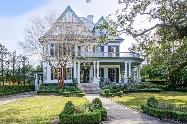 Homes For Sale In Audubon Park New Orleans