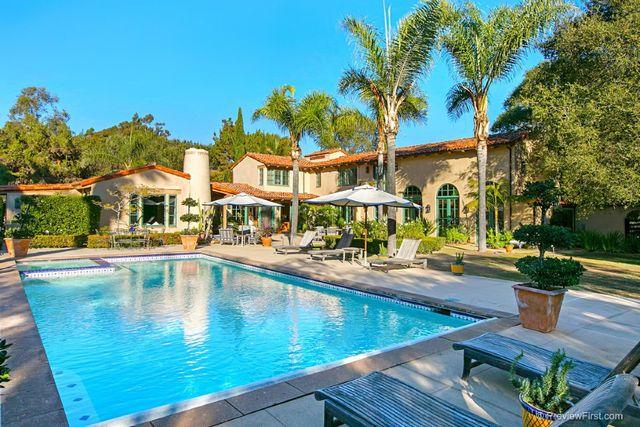 Homes For Sale In Rancho Valencia Rancho Santa Fe Ca