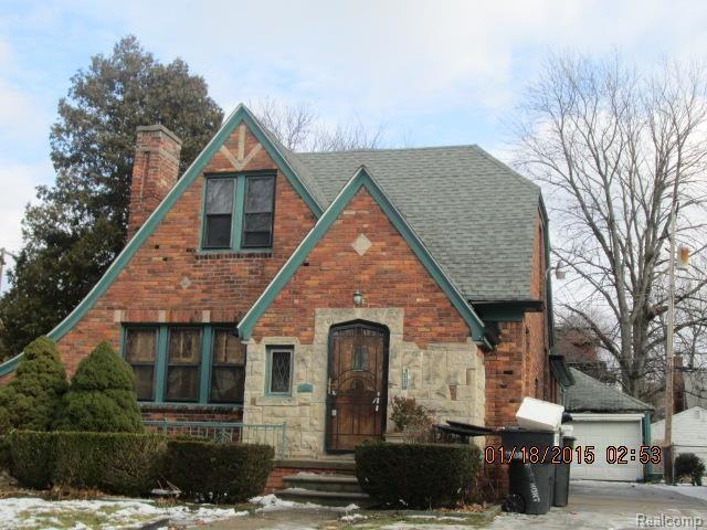 15084 rosemont ave detroit mi 48223 foreclosure for sale