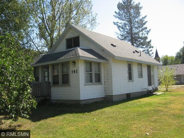 141 w 1st st rockville mn 56369 foreclosure for sale
