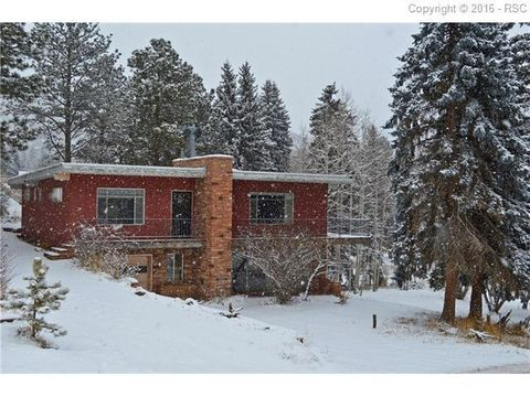 10560 Foster Ave, Green Mountain Falls, CO 80819
