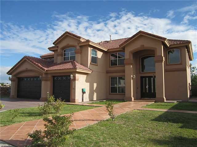 11938 paseo royal way el paso tx 79936 for El paso homes for sale