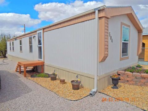 504 East St, Milan, NM 87021