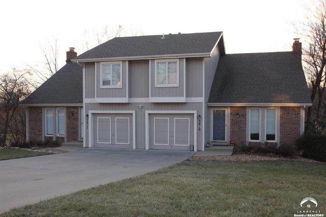 Home For Rent 3017 University Dr Lawrence KS 66049