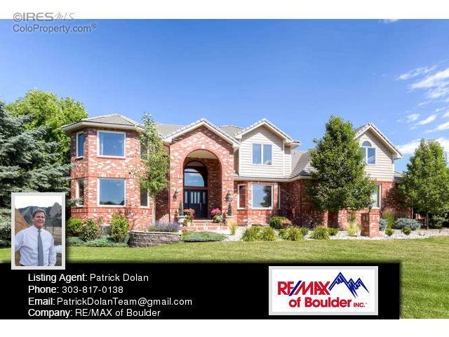 7719 crestview ln niwot co 80504 home for sale and
