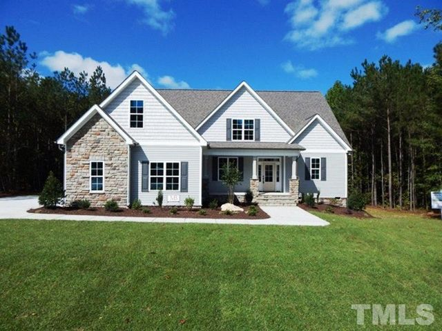 115 carriden dr youngsville nc 27596 new home for sale