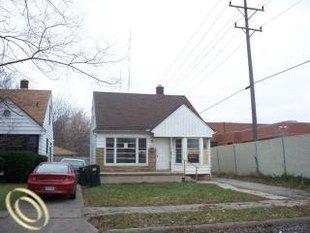 12261 Heyden St Detroit Mi 48228 Public Property