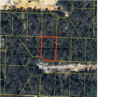 Gulf Breeze Florida Map.5462 Dallas Ct Gulf Breeze Fl 32563 Recently Sold Land Sold