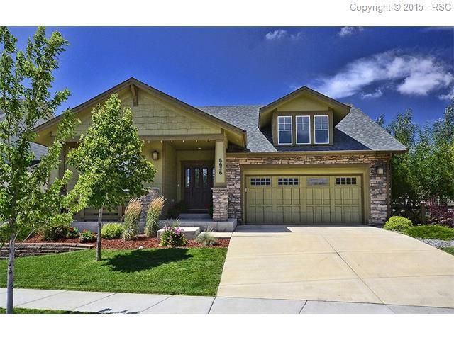 6636 big leaf ln colorado springs co 80927 home for sale and real estate listing