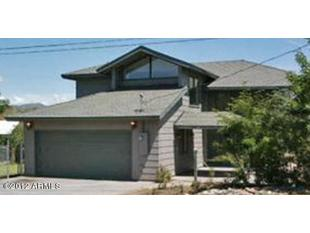 an unaddressed yarnell az 85362 home property record