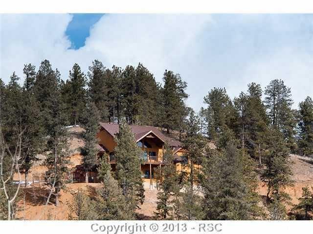 12810 Rampart Range Rd, Woodland Park, CO