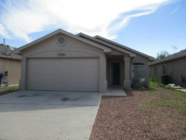 Home For Rent 3524 Mike Godwin Dr El Paso Tx 79936