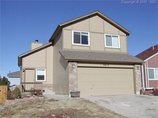 home for rent 6626 chantilly pl colorado springs co 80922