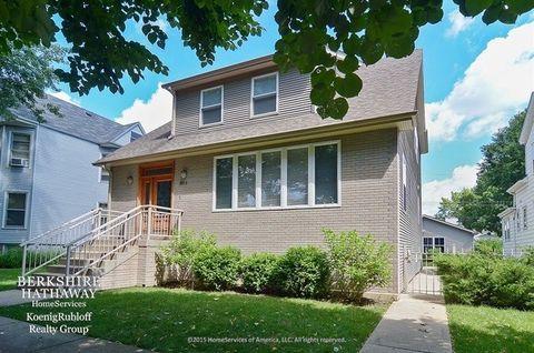 5512 W Leland Ave, Chicago, IL 60630