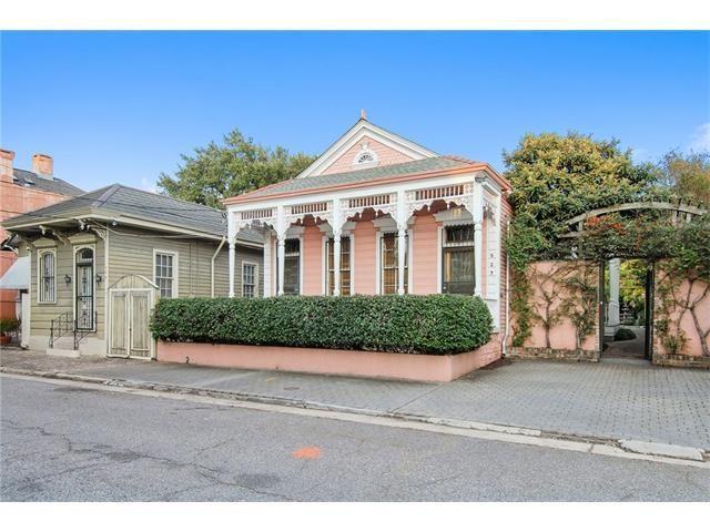 527 Mandeville St New Orleans La 70117 Home For Sale