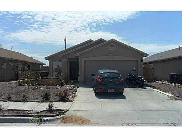 Home for rent 4656 lorenzo ponce dr el paso tx 79938 for New housing developments in el paso tx