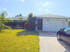 1342 Sw Sudder Ave, Port Saint Lucie, FL 34953