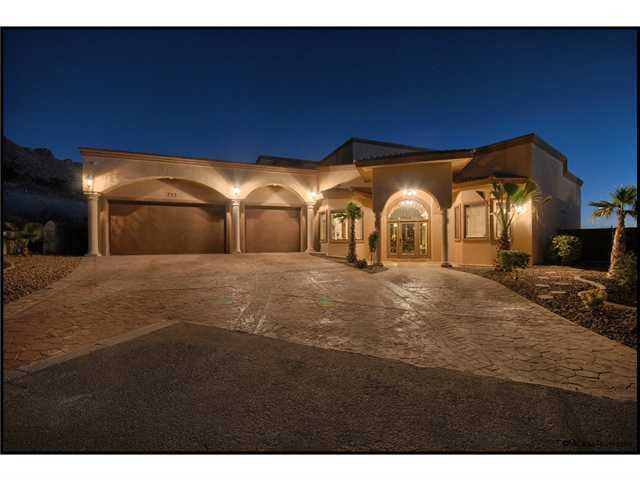 722 los miradores dr el paso tx 79912 home for sale for Homes for sale in el paso tx
