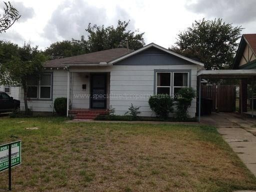 4919 Birchman Ave, Fort Worth, TX 76107