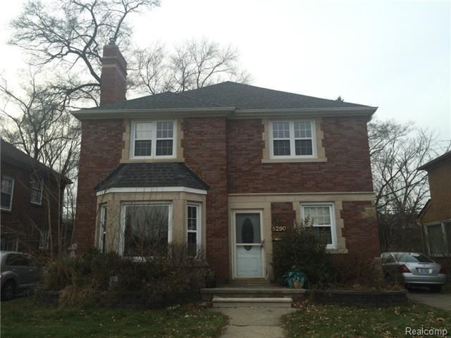 5290 w outer dr detroit mi 48235 home for sale and real estate listing
