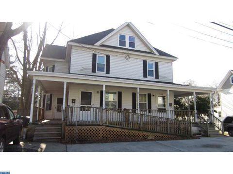 109 111 Evergreen Ave, Pitman, NJ 08071