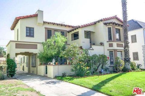 1216 S La Jolla Ave, Los Angeles, CA 90035