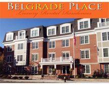 446 Belgrade Ave Unit 310, Boston, MA 02132