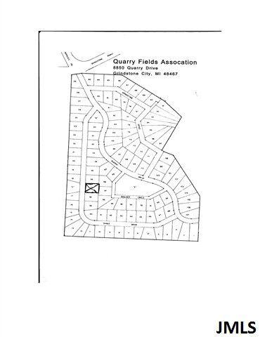 8850 Quarry St Unit Shale Dr Lot 37 Grindstone MI 48467