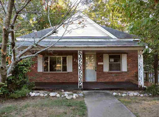 233 henderson st hot springs ar 71913 home for sale and real estate listing