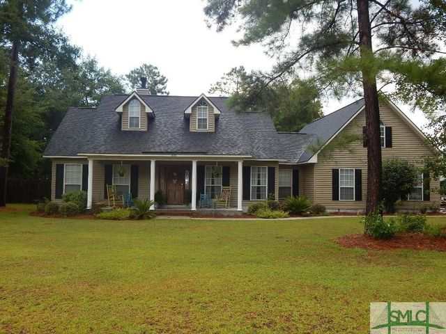 806 Plantation Dr Rincon Ga 31326 Home For Sale And