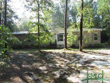 147 Creek Ridge Rd, Claxton, GA 30417