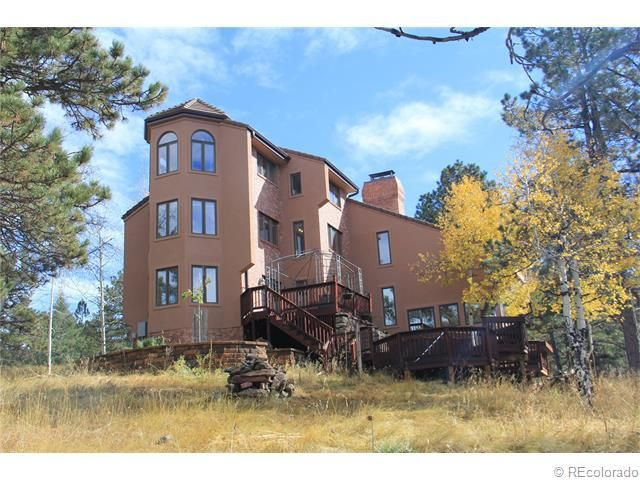 24202 pleasant park rd conifer co 80433 home for sale