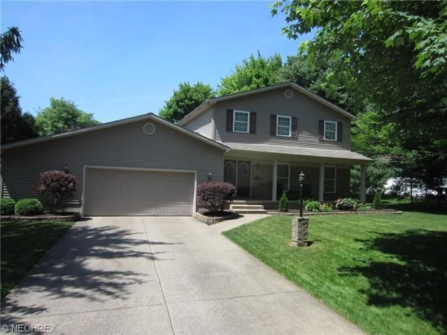 572 Squirrel Hill Dr Boardman Oh 44512 Home For Sale