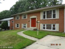 2217 Wintergreen Ave, District Heights, MD 20747
