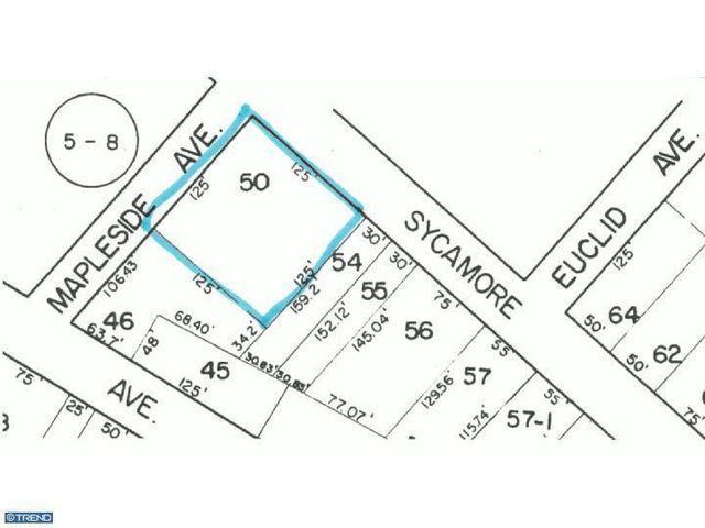 Sycamore Ave Lot 50, Croydon, PA