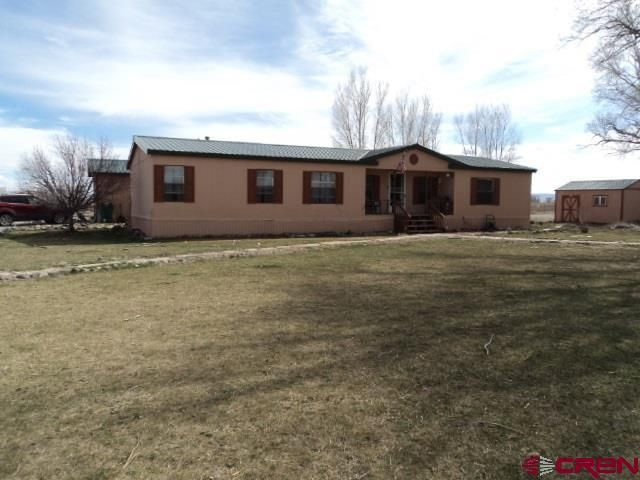 1644 County Road 10 S Alamosa Co 81101 Home For Sale