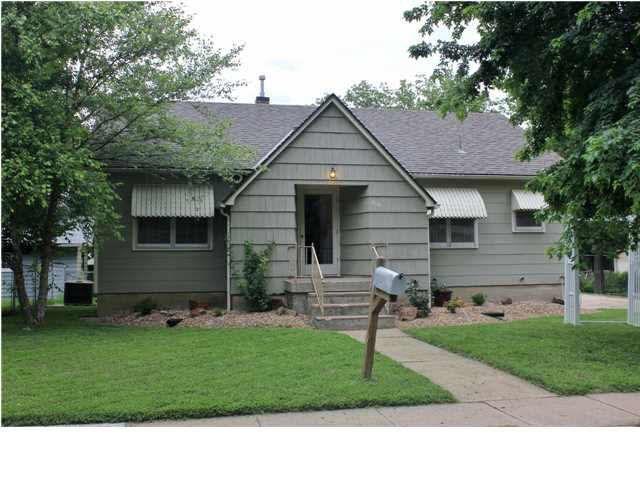 608 S Denver St El Dorado Ks 67042 Home For Sale And