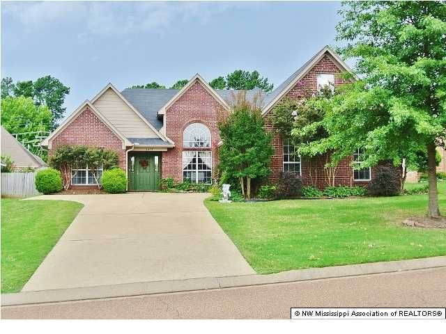 3419 hourglass dr w hernando ms 38632 for Usda homes for sale in ms