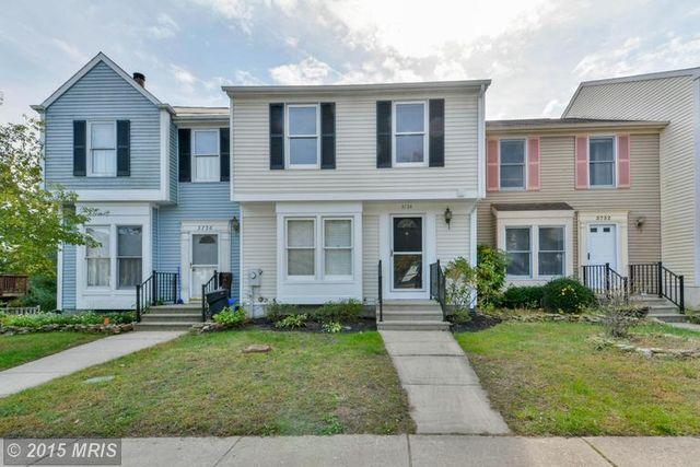 home for rent 3734 bonnybridge pl ellicott city md 21043