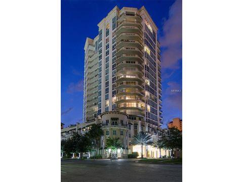 450 Knights Run Ave Unit 604, Tampa, FL 33602