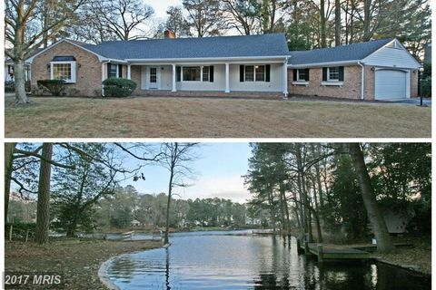 delmar md waterfront homes for sale