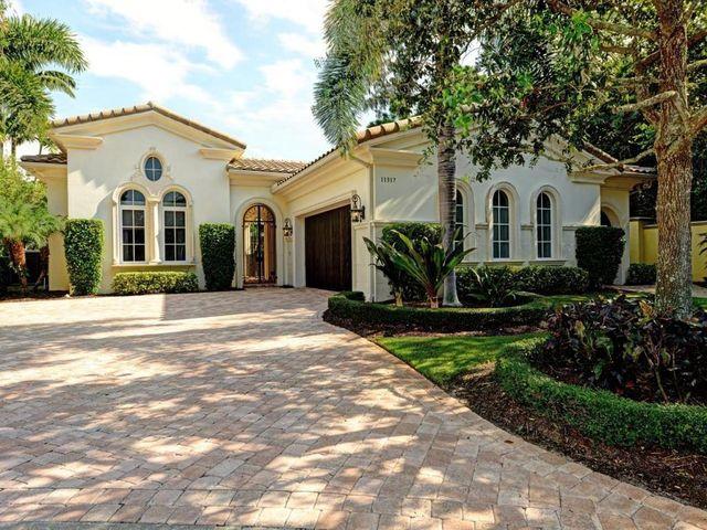 11317 Caladium Ln Palm Beach Gardens Fl 33418 Home For