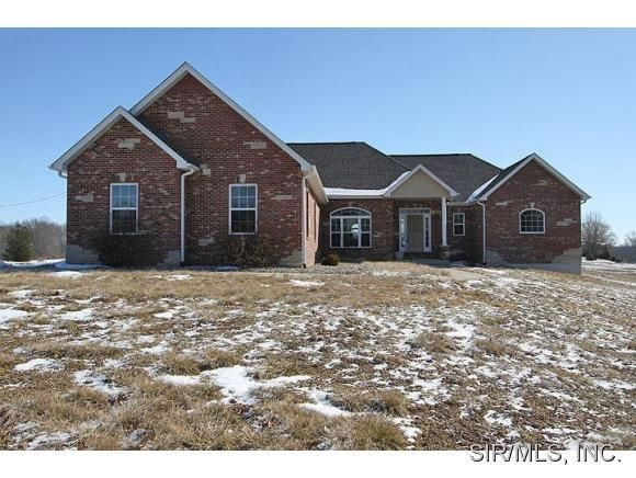 2944 indian meadows ln edwardsville il 62025 home for