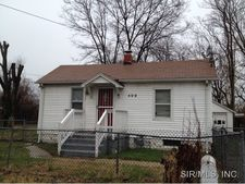 409 N 85Th St, East Saint Louis, IL 62203