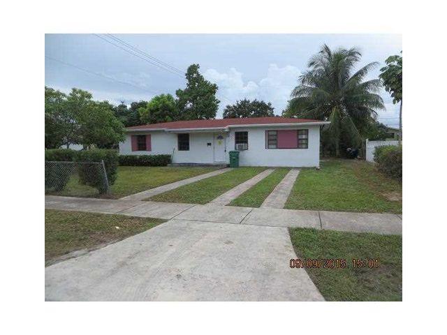 19110 Nw 9th Ave Miami Gardens Fl 33169 Foreclosure